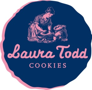 Laura Todd cookies logo