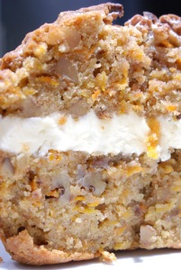 Le Carrot Cake, by Pauline