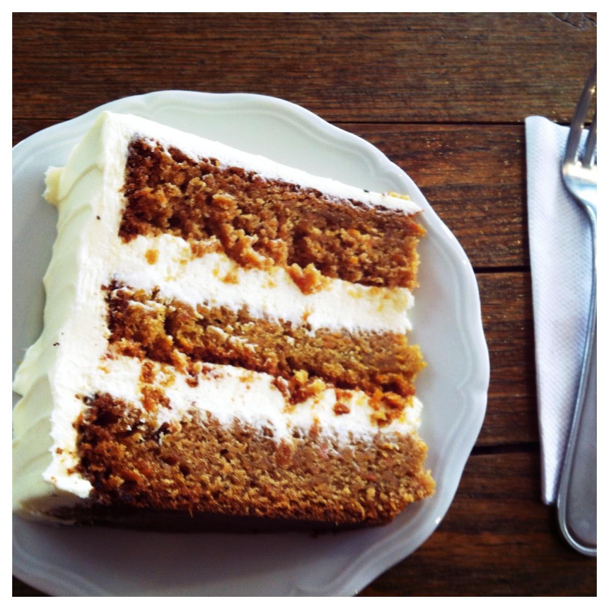 Carotte Cake Recette Americaine