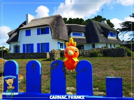 carnac maison