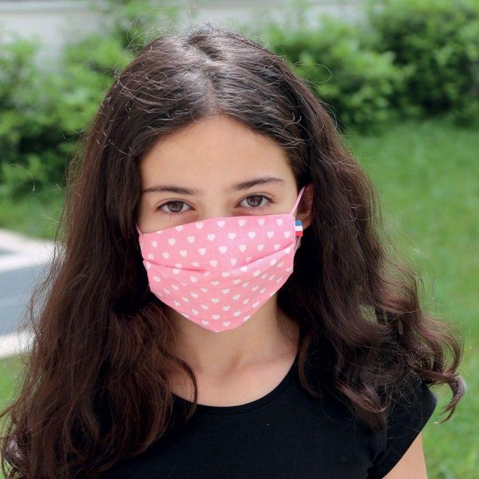 Masque Made In France, modèle Calvi